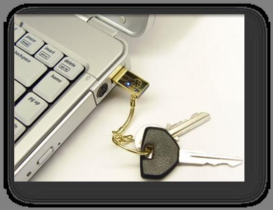 Так, например, USB-флэшки от немецкой компании TrekStor можно